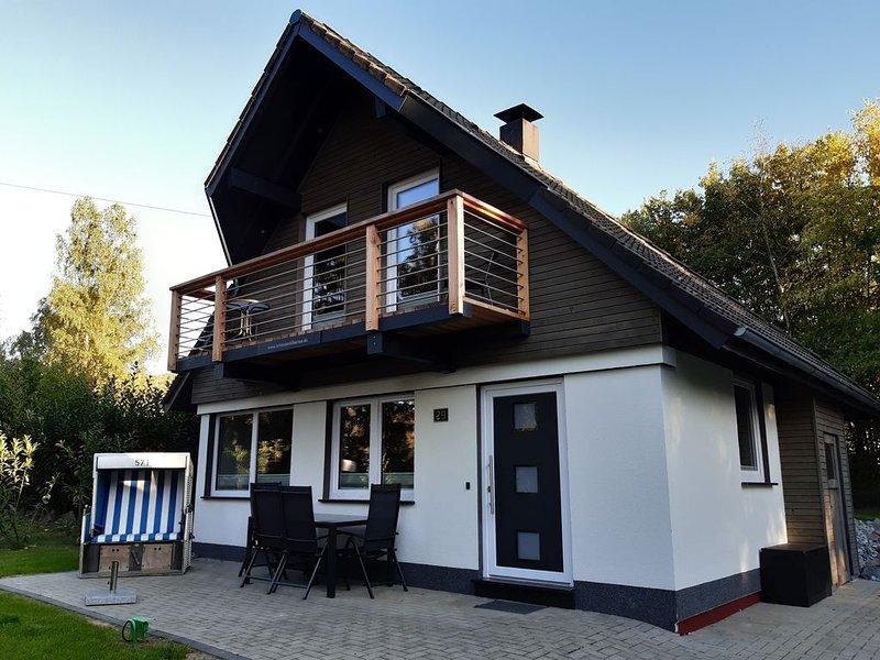 Ferienhaus Silbersee 29, holiday rental in Schwarzenborn