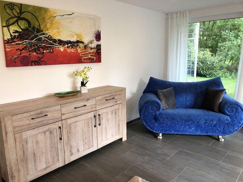 Ferienwohnung in Altstadtnähe Wetzlar 1-2 Personen, 72 m², casa vacanza a Lahnau