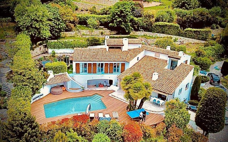 Superbe maison de vacances, vacation rental in Colomars