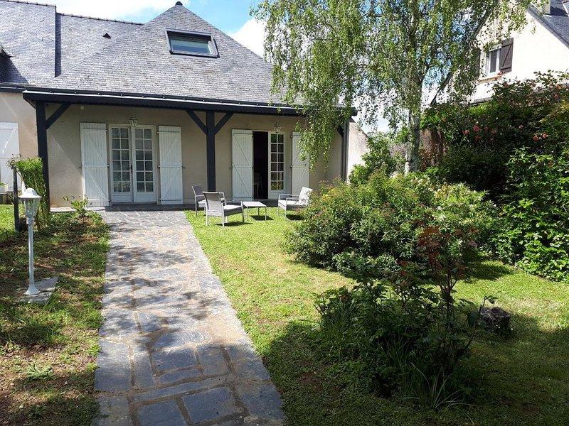 Maison d'hôtes accessible handicapés «Les Sarments de l'Aubance», holiday rental in Saint-Aubin-de-Luigne
