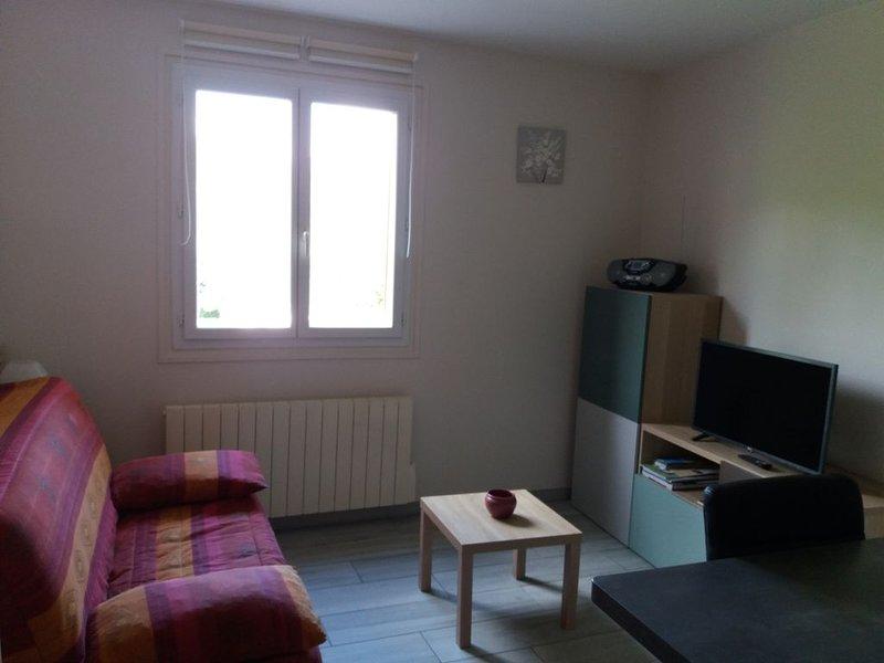 STUDIO AU COEUR DU PAYS VERT, holiday rental in Lascelle