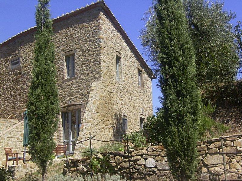 Scopetellino - Toskanisches Ambiente verbunden mit moderner Architektur, vacation rental in Lisciano Niccone