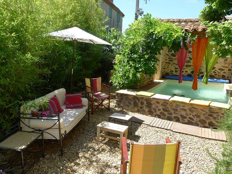 --   Lou Tilloul   --, holiday rental in Cabrieres