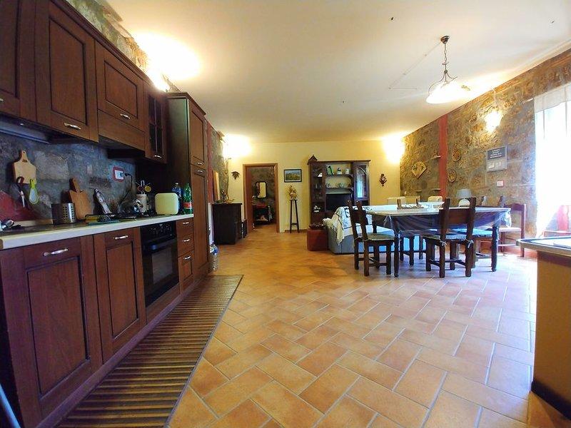 Antico Fienile, casa vacanze, holiday rental in Celleno