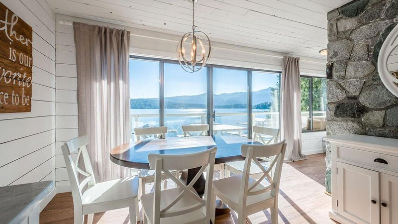 60% discount for stays of 30+ nights, January 15-May 31, vacation rental in Port Alberni