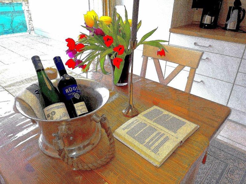Ferienwohnung Juliusruh für 1 - 4 Personen mit 1 Schlafzimmer - Ferienwohnung, casa vacanza a Juliusruh