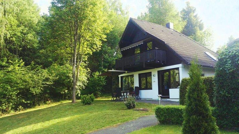 Ferienhaus Frankenau für 1 - 6 Personen mit 3 Schlafzimmern - Ferienhaus, location de vacances à Frankenberg