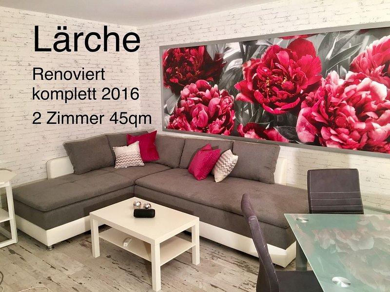 Ferienwohnung Braunlage für 1 - 4 Personen mit 1 Schlafzimmer - Ferienwohnung, location de vacances à Hohegeiss