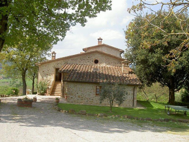 Appartamenti Colonnelli house, vacation rental in Trestina