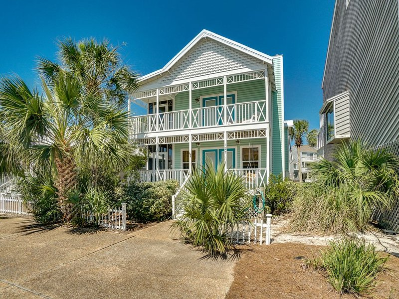 3 BR/3 BA COTTAGE IN BARRIER DUNES - DOG FRIENDLY, UPDATED, WI-FI,, alquiler de vacaciones en Port Saint Joe