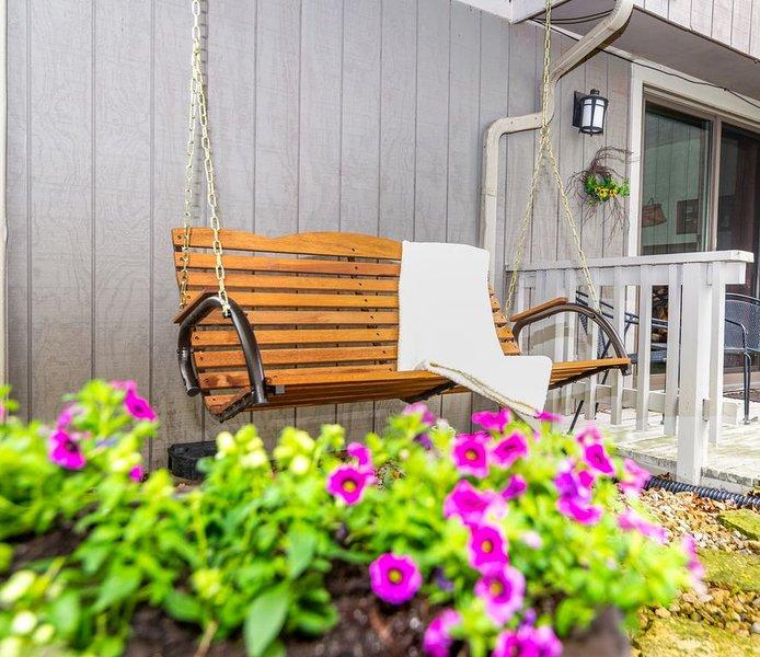 Villa Cedar Bluff, Galena IL, holiday rental in Galena