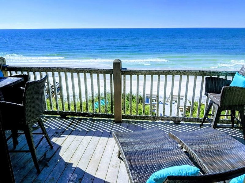 Oceanfront Paradise - SeaMist #10 - Spectacular View, casa vacanza a Alys Beach