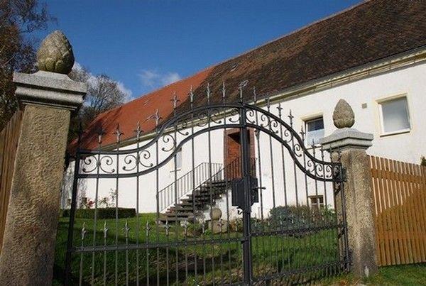 Ferienhaus Rittergut Schlottenhof in ruhiger ländlicher Lage (WIFI +PC), vacation rental in Mehlmeisel