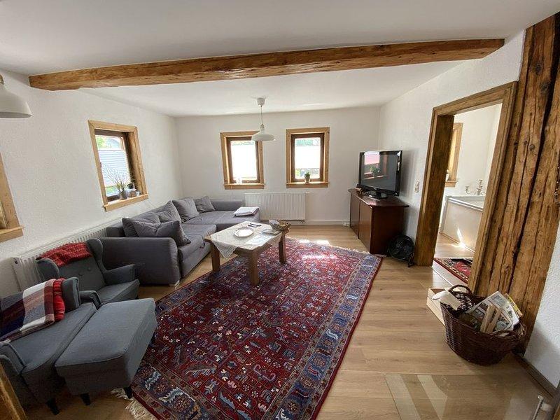 Rückzugsort über dem Thüringer Wald, aluguéis de temporada em Turíngia
