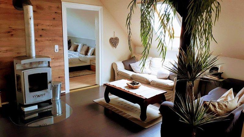 großzügig - aussichtsreich - charmant - WLAN gratis, casa vacanza a Wittmar