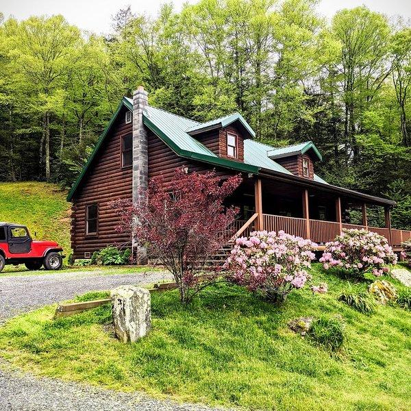 Mountain Retreat Minutes From Grandfather Mountain, location de vacances à Newland