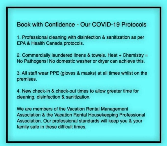 As vacation management professionals, you can rely on us to keep you and your loved ones safe during Covid-19.