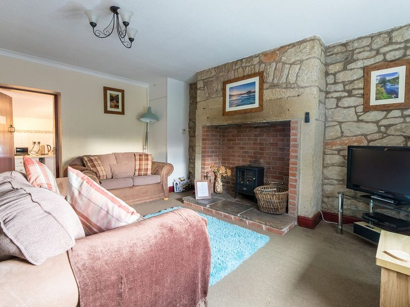 No.3 Rose Cottage Bamburgh, Ferienwohnung in Belford