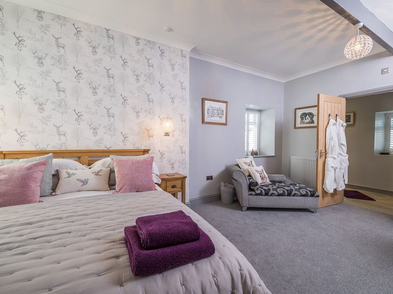 No.1 Bluebell Cottage, holiday rental in Belford