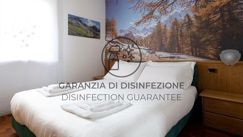 Luminoso appartamento con Wi-Fi, giardino e parcheggio privato, Ferienwohnung in Valchava