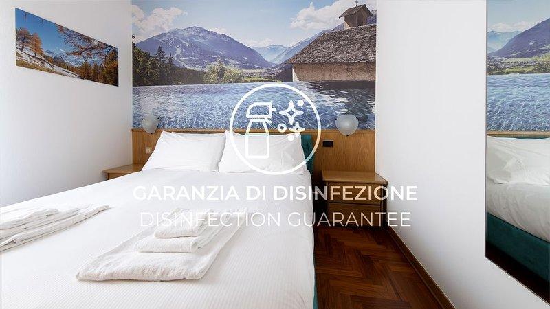 Appartamento vicino agli impianti con Wi-Fi, giardino e parcheggio privato, Ferienwohnung in Valchava