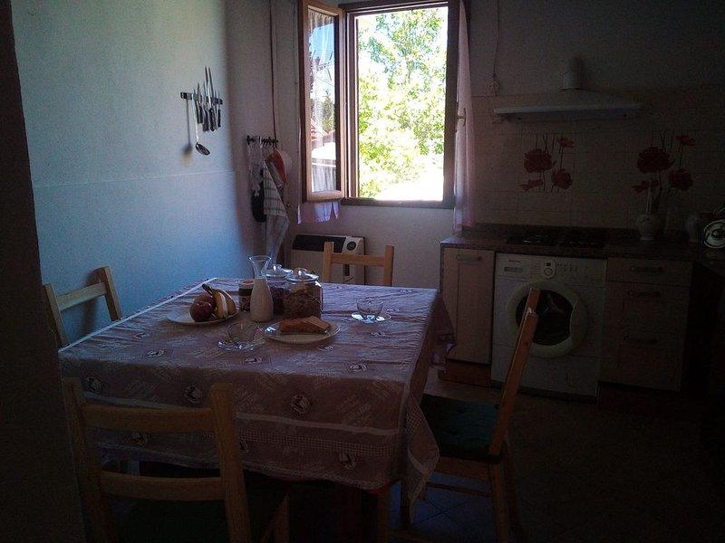 Casa nel parco delle Cerbaie, vacation rental in Santa Croce Sull'Arno