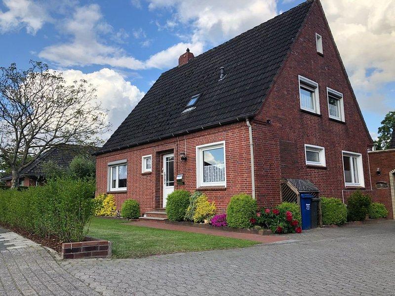 Ferienwohnung Marienkamp in Esens, alquiler vacacional en Werdum