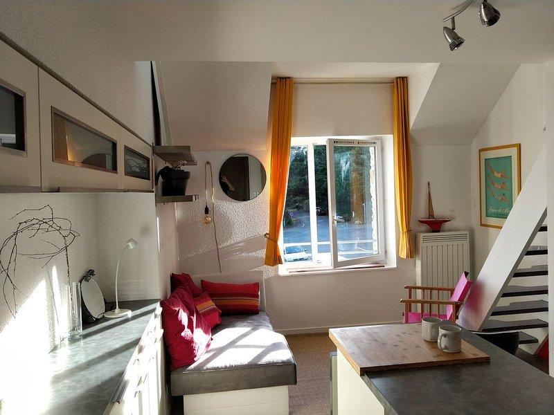 Nid douillet face à la mer!, vacation rental in Riec-sur-Belon
