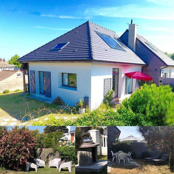 'La petite rade Wimereux', classée 4 étoiles  mer,  jardin, calme, alquiler vacacional en Wimereux