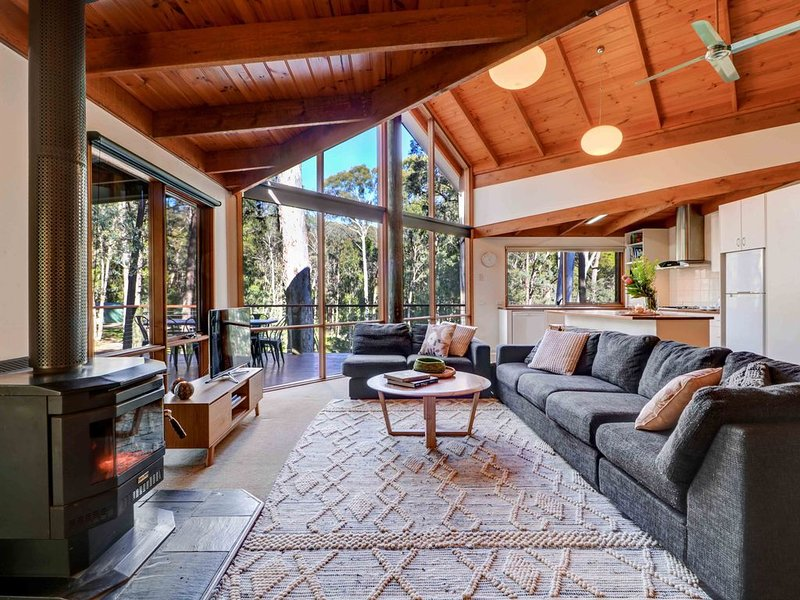 Manna Gum Alpine Lodge Forest Luxury and Style, vacation rental in Mount Buller