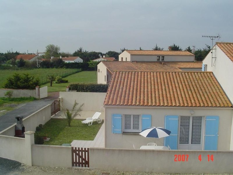 Maison 2 chambres, jardin, terrasse, casa vacanza a Saint-Denis d'Oleron