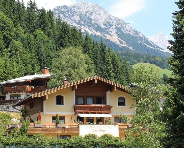 Ferienwohnung Filzmoos für 1 - 5 Personen mit 2 Schlafzimmern - Ferienwohnung, holiday rental in Filzmoos