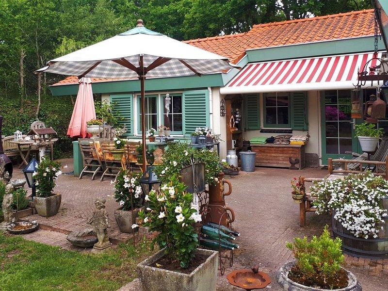 Vakantievilla 'Schattig Gebouwtje', holiday rental in Goedereede