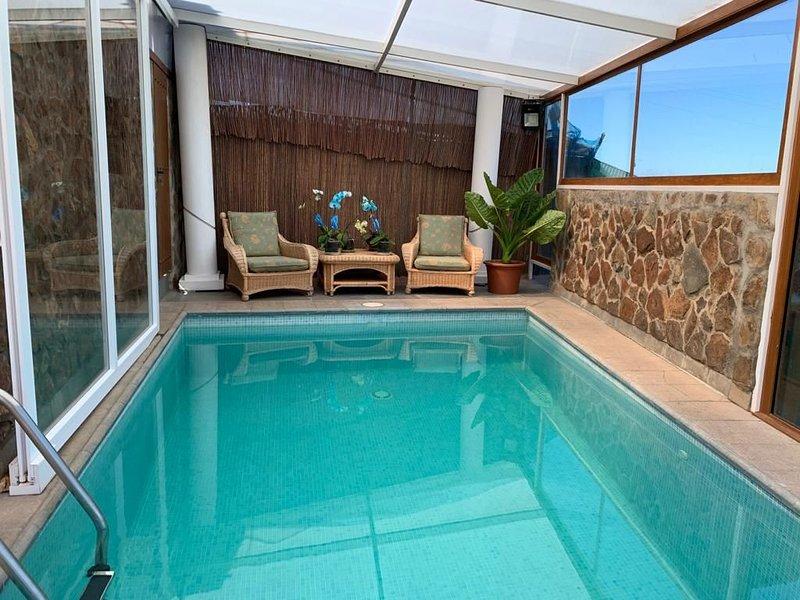 Villa Cantos del Grillo. Tranquilidad y paz para pasar en familia., location de vacances à Carrizal