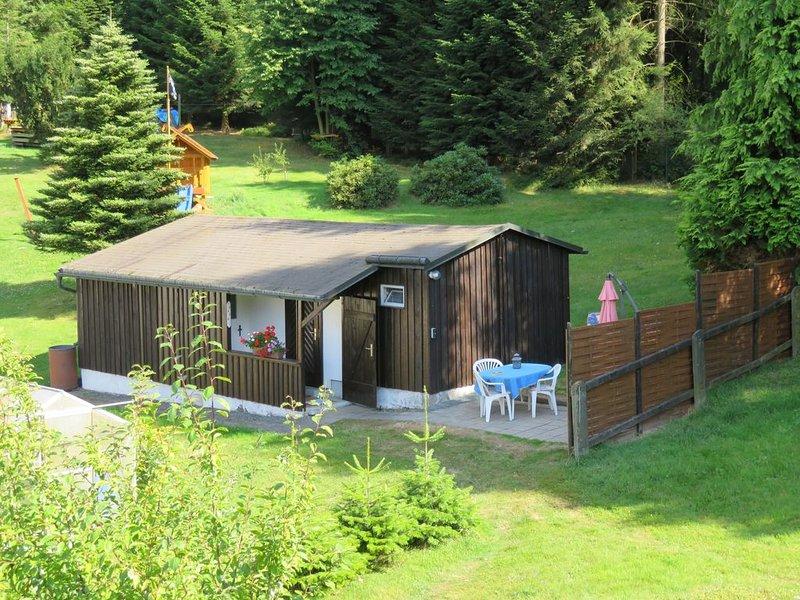 Ruhe und Erholung Pur...Ferienwohnung im Vogtland, location de vacances à Unterwurschnitz