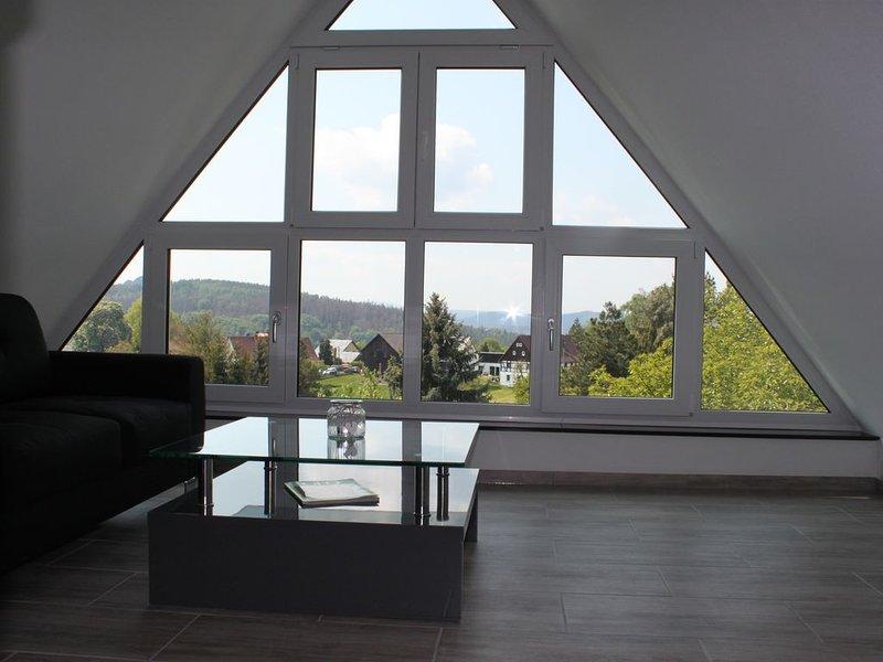 Neueröffnung 2020, Haus Bergblick Mittelndorf, holiday rental in Bad Schandau