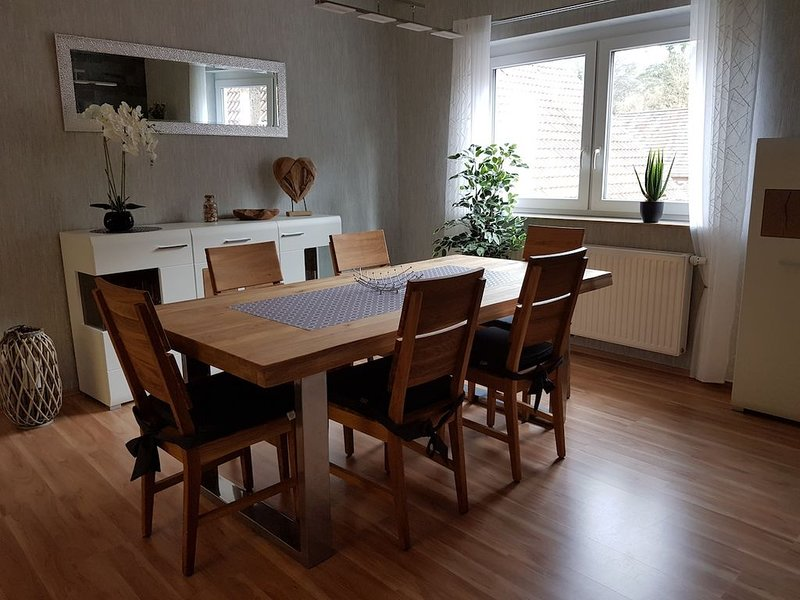 Modernes Ferienhaus in Dimbach, holiday rental in Dorrenbach