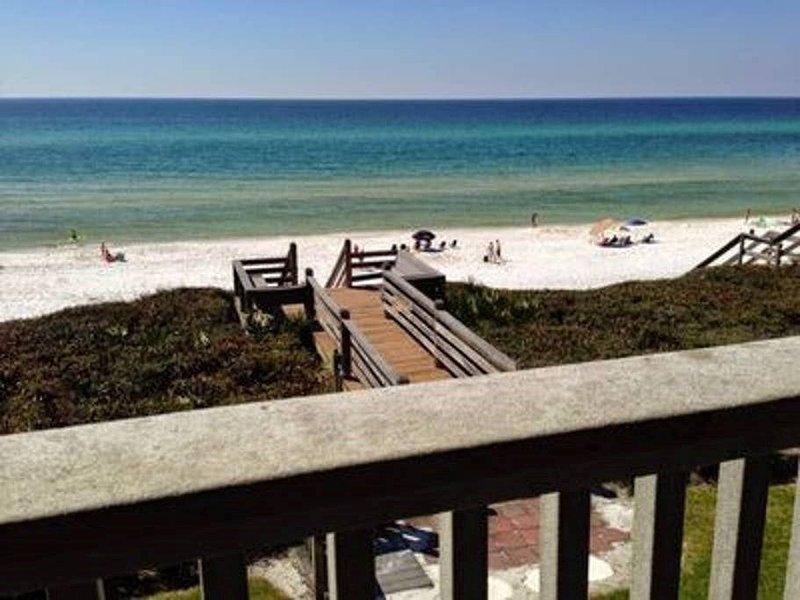 Seamist #6-Oceanfront-Wonderful View!, casa vacanza a Alys Beach