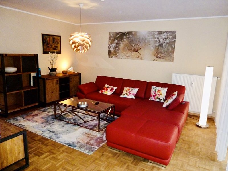 Exklusives Wohnen am Stadtpark, holiday rental in Bad Lippspringe