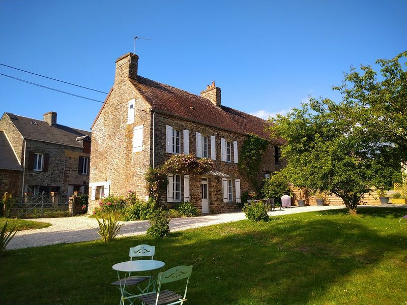 Charmant gîte en Suisse-Normande, proche Clécy, vacation rental in La Villette