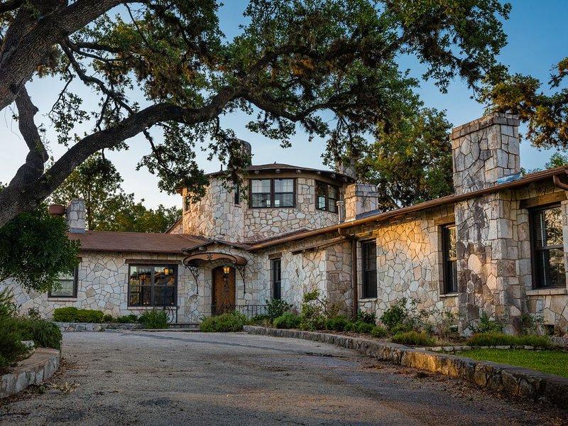 Get away at Mo-Ranch!, location de vacances à Hunt