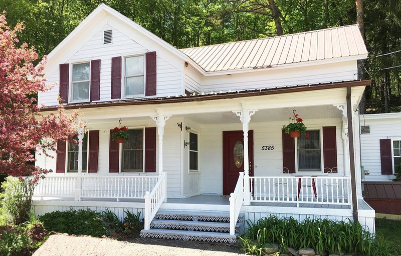 Near Cooperstown All-Star Village & Colleges, holiday rental in Davenport Center