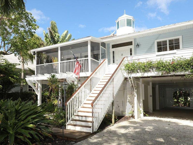 Single Family Boca Grande Deeded Beach Access, alquiler de vacaciones en Boca Grande