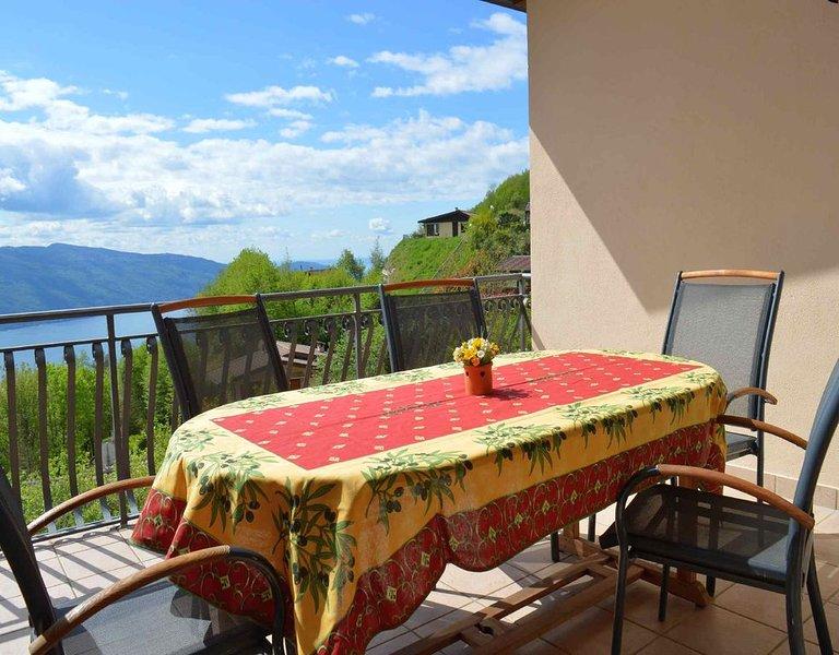 Ferienhaus Araldo ideal für Ihren Familienurlaub am Gardasee, alquiler vacacional en Tignale