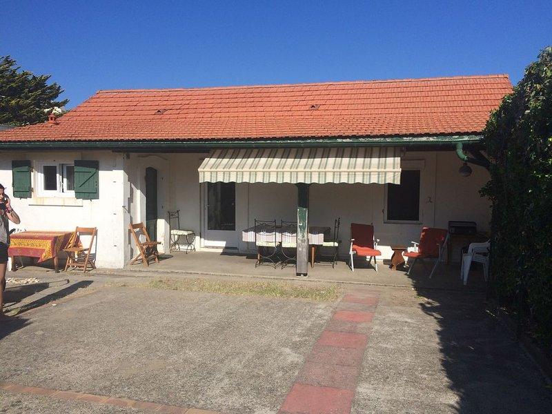 Maison pour 7 personnes à 100 m de la plage, casa vacanza a Mimizan