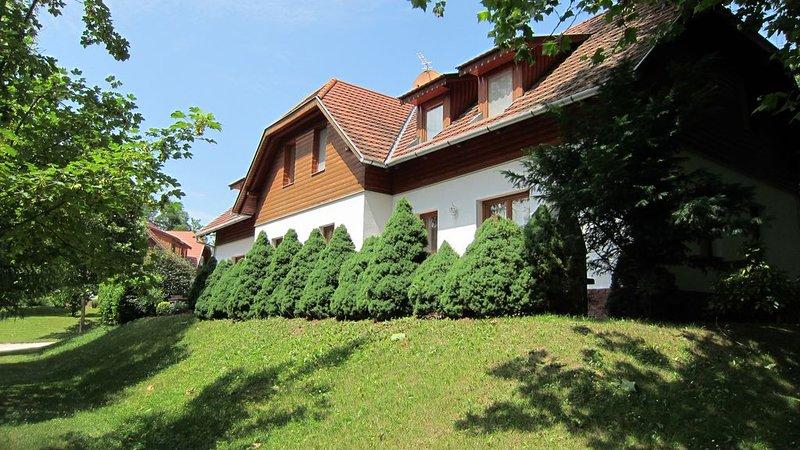 Appartment Kastelo Teraso, location de vacances à Zalaegerszeg