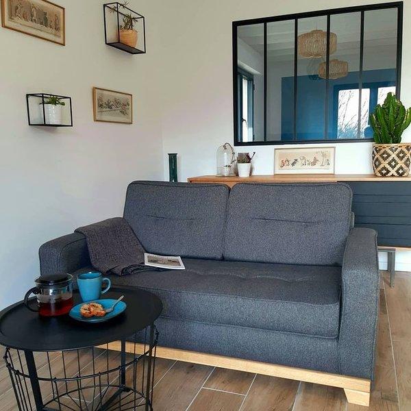 Charmant appartement à Muret  proche Toulouse, vacation rental in Lagardelle-sur-Leze