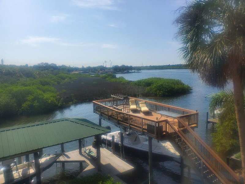 River Charm on the Alafia River, holiday rental in Gibsonton