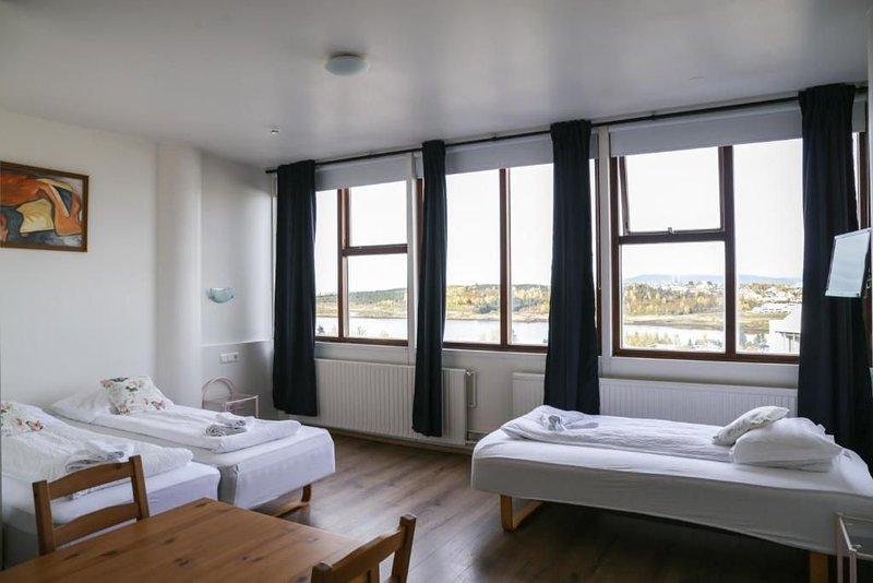 Studio 3 Adults 201 S, vacation rental in Hafnarfjordur