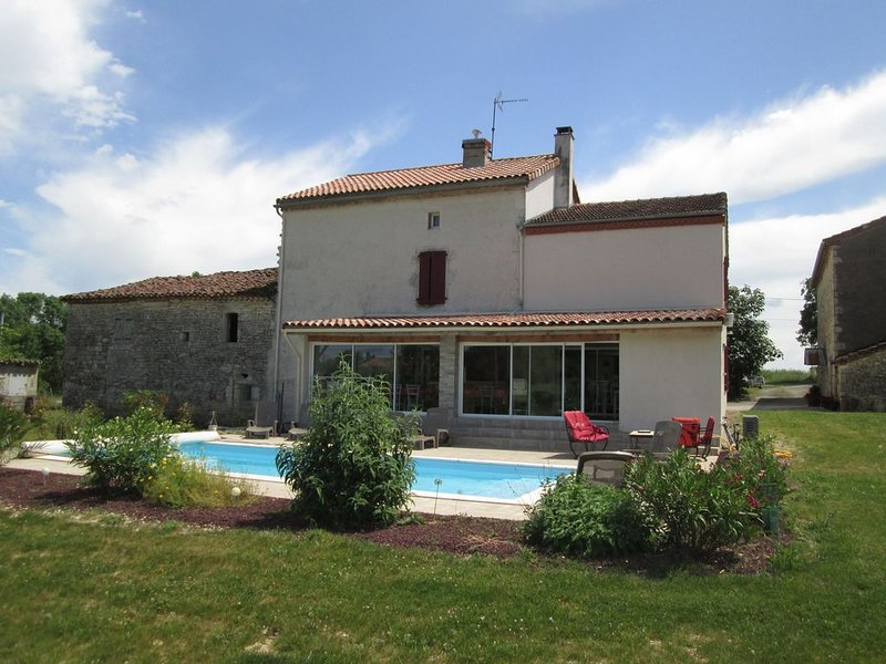 Gite du  Grand Lieur, vacation rental in Monesties